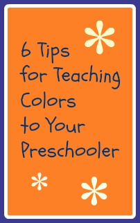 preschool colors